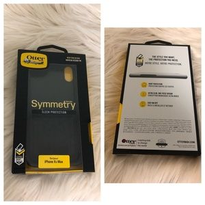 NIB OtterBox SYMMETRY SERIES Case for iPhone Xs Ma